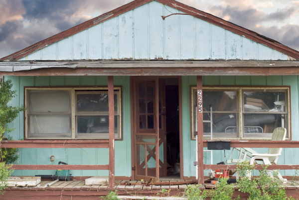 Buying Abandoned Properties: What You Need to Know